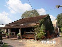 Tây Ninh: Nhà cổ 123 năm tuổi đón bằng Di tích kiến trúc nghệ thuật