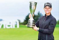 Anna Nordqvist - thắng bệnh, thắng giải