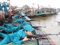 36 tập thể, cá nhân được tặng Bằng khen về thực hiện Luật Dân quân tự vệ