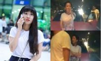 Phản ứng bất ngờ của Nhã Phương giữa tâm 'bão' scandal của Trường Giang