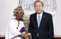 Nữ trợ lý Tổng thư ký LHQ phụ trách các hoạt động gìn giữ hòa bình