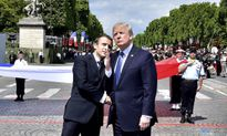 Ông Trump muốn Mỹ duyệt binh hoành tráng như Pháp vào quốc khánh
