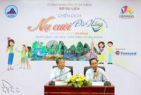 """Phát động chiến dịch """"Nụ cười Đà Nẵng"""" hướng đến Tuần lễ Cấp cao APEC 2017"""