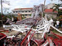 Lãnh đạo Đảng, Quốc hội tham gia ủng hộ vùng bị thiệt hại bởi bão số 10