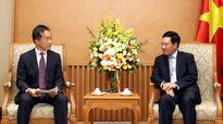 Việt Nam mong muốn Nhật Bản tiếp tục hỗ trợ ODA trong các lĩnh vực ưu tiên