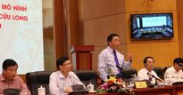 500 đại biểu dự hội nghị biến đổi khí hậu đồng bằng sông Cửu Long