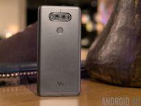 Khám phá nội thất smartphone camera kép LG V30