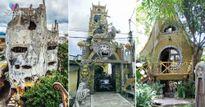 Những ngôi nhà Việt kì quái khiến người xem phải dụi mắt vì không tin có thật