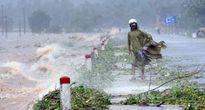 Phát động ủng hộ đồng bào miền Trung khắc phục hậu quả bão số 10