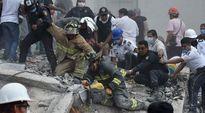 Động đất cực mạnh ở Mexico làm 139 người thiệt mạng