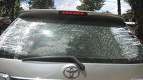 Vụ đi mua HSMT bị bắn vỡ kính ô tô tại Bình Phước: Gia hạn, công an vào cuộc