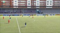 Chơi thiếu người, U.16 Việt Nam vẫn thắng đậm U.16 Campuchia