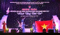 Hải Phòng: Liên hoan các đội tuyên truyền ca khúc cách mạng năm 2017
