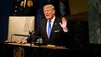 Tổng thống Trump lên án mối đe dọa chủ quyền ở Biển Đông