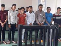 Xử lại nhóm nhân viên Long Sơn chém người giành đất