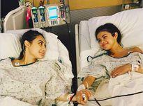 Nữ ca sĩ Selena Gomez tiết lộ về việc ghép thận