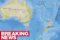New Zealand hứng chịu động đất cấp độ 6,1