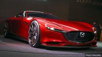 Mazda hé lộ động cơ xoay SkyActiv-R mới