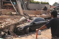 Động đất Mexico: Cứu hộ suốt đêm, ước tính gần 1.000 người thiệt mạng