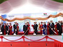 Phó Thủ tướng dự khởi công Khu công nghiệp Thăng Long Vĩnh Phúc