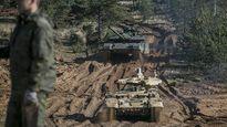 Nga đưa gấp siêu tăng T-90M vào tập trận Zapad 2017