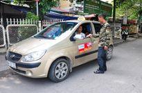 Đồng nhất niên hạn xe taxi