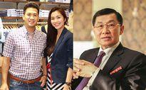 Lộ mối quan hệ thật giữa bố chồng Hà Tăng và con trai Phillip Nguyễn?