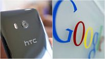 Google chi 1,1 tỷ USD thâu tóm mảng phần cứng của HTC