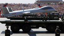 Trung Quốc trình làng máy bay không người mang tên lửa thế hệ mới