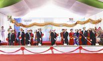 Phó Thủ tướng Trịnh Đình Dũng dự khởi công KCN Thăng Long tại tỉnh Vĩnh Phúc