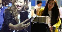 Nhan sắc thật sự của Minh Hằng qua những bức ảnh chụp lén khiến fan ngỡ ngàng