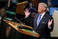 Thế giới 'chia rẽ' sau phát biểu của Trump trước Đại hội đồng LHQ