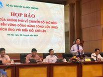 Thủ tướng chủ trì hội nghị phát triển bền vững Đồng bằng sông Cửu Long