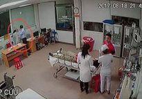 Kết luận bất ngờ về vụ giám đốc hành hung bác sỹ tại bệnh viện ở Nghệ An