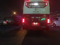 Xe khách công ty Kumbo Việt Thanh thiếu dụng cụ thoát hiểm, bắt khách dọc đường