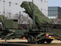 Nhật bố trí tên lửa chắn đường bay tên lửa Triều Tiên