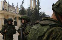 Phá vây IS ở Idlib, Syria khiến 3 đặc nhiệm Nga bị thương
