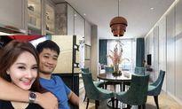 Nhà mới tậu đẹp hiện đại của diễn viên Bảo Thanh
