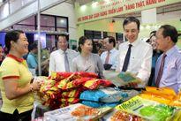 Khai mạc Hội chợ hàng Việt Nam TP Hà Nội năm 2017