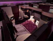 Cuộc cách mạng hàng không: Trải nghiệm giường đôi siêu thoải mái trên máy bay