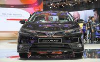 Toyota nâng cấp, giảm giá Corolla Altis