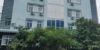 Hà Nội: Trụ sở UBND phường Cát Linh mới bàn giao đã xuống cấp?