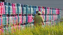 Phát hiện 23 ngàn vỏ bình gas bị giữ trái phép tại Cụm công nghiệp Đa nghề Đông Thọ