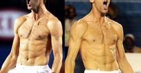 Tay vợt số 4 thế giới vạm vỡ chẳng kém 'bò tót banh nỉ' Nadal