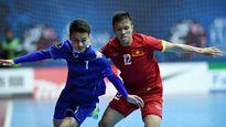 Giải vô địch futsal Đông Nam Á 2017: Việt Nam hẹn 'ông kẹ' Thái Lan ở chung kết