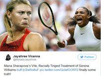 Sharapova đả động 'chuyện tế nhị', Serena xỉa xói đáp trả