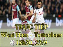 Chi tiết West Ham - Tottenham: Nghẹt thở derby London (KT)