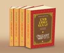 Giao lưu với tác giả Hoàng Quốc Hải nhân dịp tái bản bộ tiểu thuyết lịch sử 'Tám triều vua Lý'