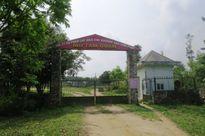 Vĩnh Phúc: Đã tháo dỡ cổng xây trái phép vào mỏ đá Tam Quan