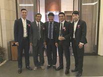 Bóng đá Việt Nam nhận một loạt giải thưởng của Đông Nam Á
